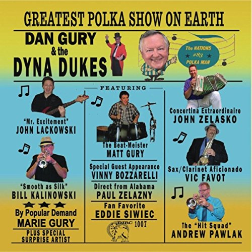 Polka Pop (Greatest Polka Show On Earth)