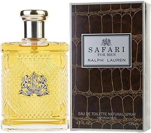 SAFARI by Ralph Lauren EDT SPRAY 4.2 OZ (Package Of 3)