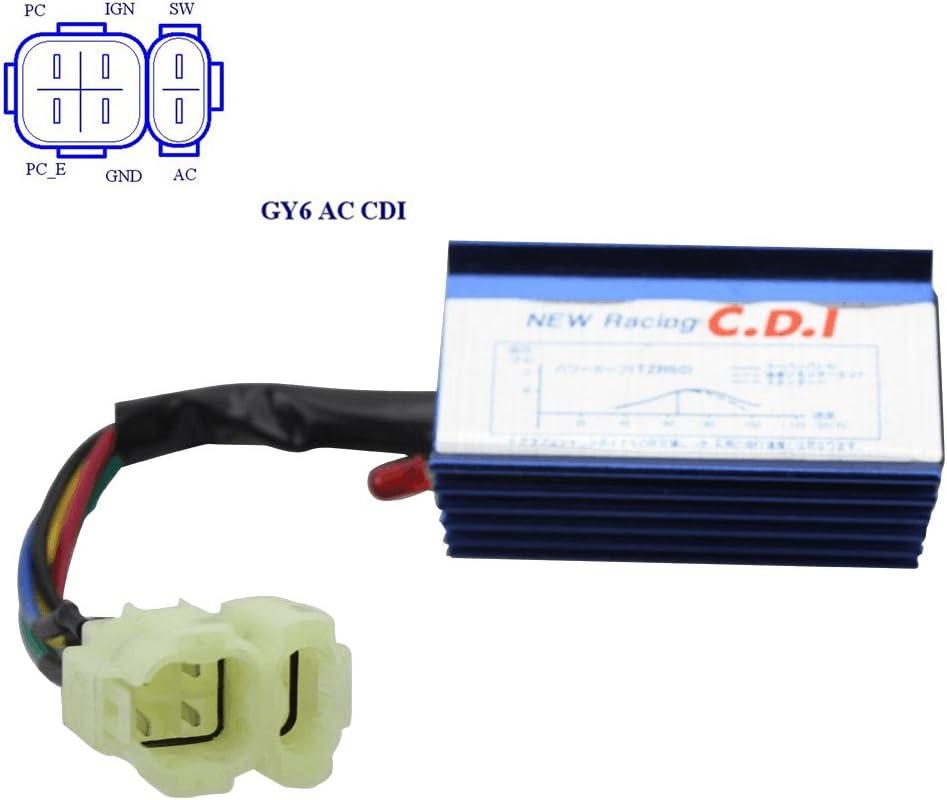 Scooter Racing Cdi Wiring Diagram - wiring diagrams schematics