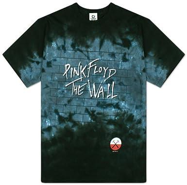 ba68d3dc23e4 Amazon.com  Pink Floyd-Brick in the Wall T-Shirt  Clothing