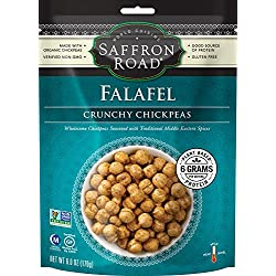 Saffron Road Falafel Crunch Chickpeas, 6 oz