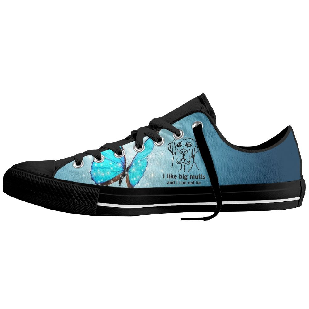 I Love Myself Unisex Classic Canvas Lace Up Shoes Sneakers For Men /& Women