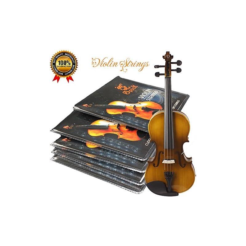 Violin Strings Set - Dominant Violin Str