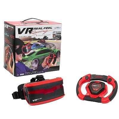 Giochi Preziosi VR Real Feel raciong Car 575,, 8056379061939: Juguetes y juegos