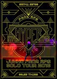 """JUNHO (From 2PM) Solo Tour 2016 """"HYPER""""(完全生産限定盤)(Blu-ray Disc)"""