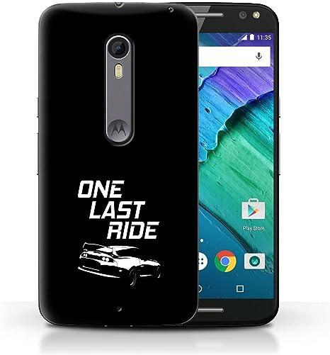 Stuff4® ® Phone Case/Cover/Skin/Moto de CC/Street Car Racing ...