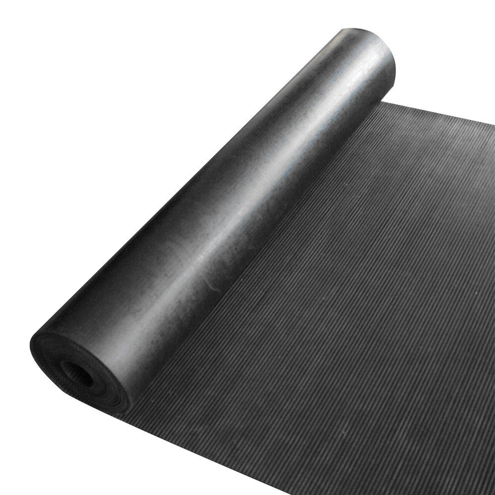 Rubber mats chennai - Amazon Com Rubber Cal Ramp Cleat Non Slip Outdoor Rubber Mats 1 8 Thick X 3ft X 1ft Floor Mat Patio Lawn Garden