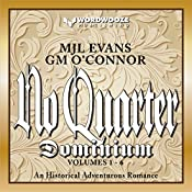 No Quarter: Dominium: The Complete Series | GM O'Connor, MJL Evans