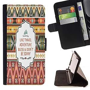 Dragon Case - FOR HTC One M8 - Tell me you are mine - Caja de la carpeta del caso en folio de cuero del tir¨®n de la cubierta protectora Shell