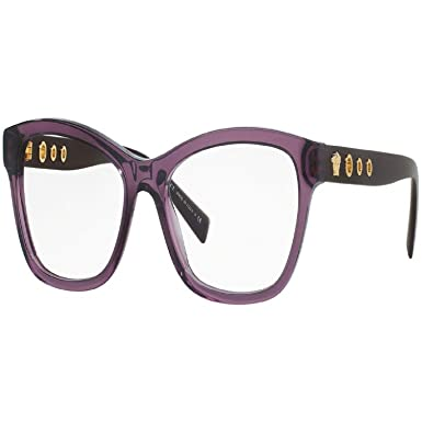 5366b51e9e7 Image Unavailable. Image not available for. Color  Eyeglasses Versace VE  3225 ...