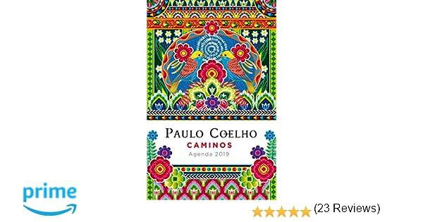 Caminos Agenda Coelho 2019 Productos Papelería Paulo Coelho ...