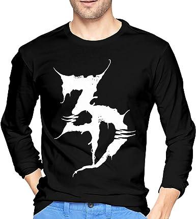 Kids Soft Cotton T Shirt Zeds-Dead Stylish Crewneck Short Sleeve Tops Black