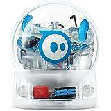 Sphero SPRK+: App-Enabled Robot Ball with Programmable Sensors + LED Lights - STEM Educational Toy for Kids - Learn JavaScrip