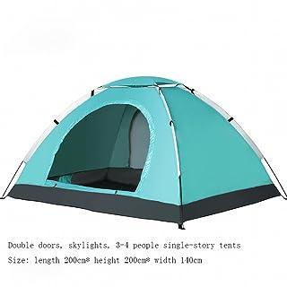 3-4 persone edificio a un piano tenda da campeggio spiaggia campeggio all'aperto,B,200 * 200 * 140 MM