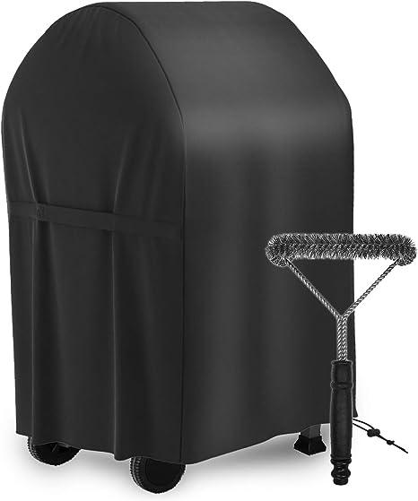 Housse De Barbecue Couverture Bâche Imperméable Etanche BBQ Protection Jar DE
