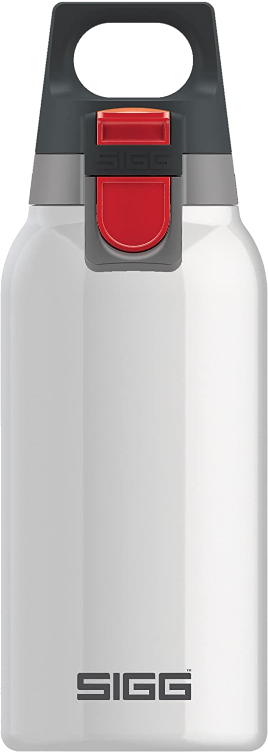 SIGG Hot /& Cold ONE White BPA Free Stainless Steel Vacuum-Insulated Thermo-Bottle 10oz