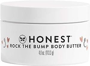 The Honest Company Mama Care Body Butter, 4 Fl Oz