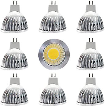 Bombillas Incandescentes9Pcs 15W Proyector Led 300 Lm Mr16 Mr16 1 ...