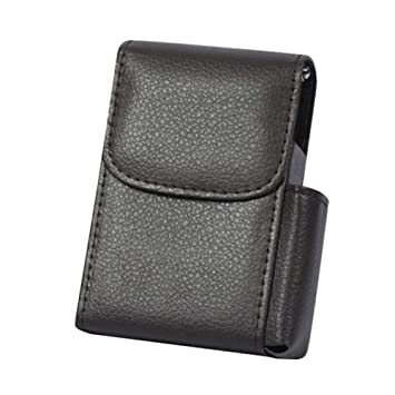 Estuche de Cigarrillos - Estuche de Cigarrillos para Hombres ...