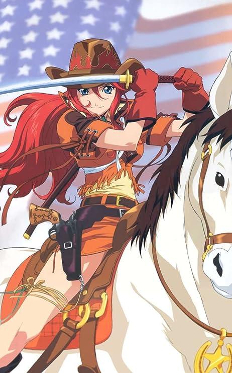 Sakura Wars Customized 14x22 Inch Silk Print Poster Wallpaper Great