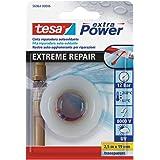 Tesa 56064-00006-00 Extreme Repair Tape, 2.5:19, Trasparent