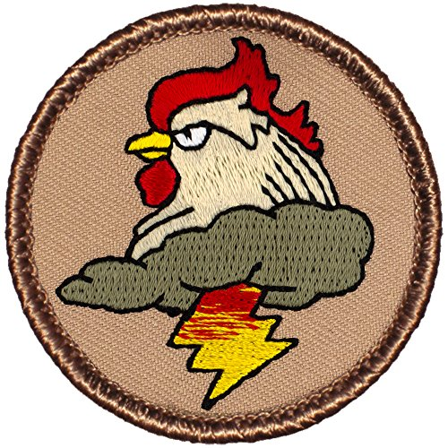 (Thunder Chicken Patrol Patch - 2