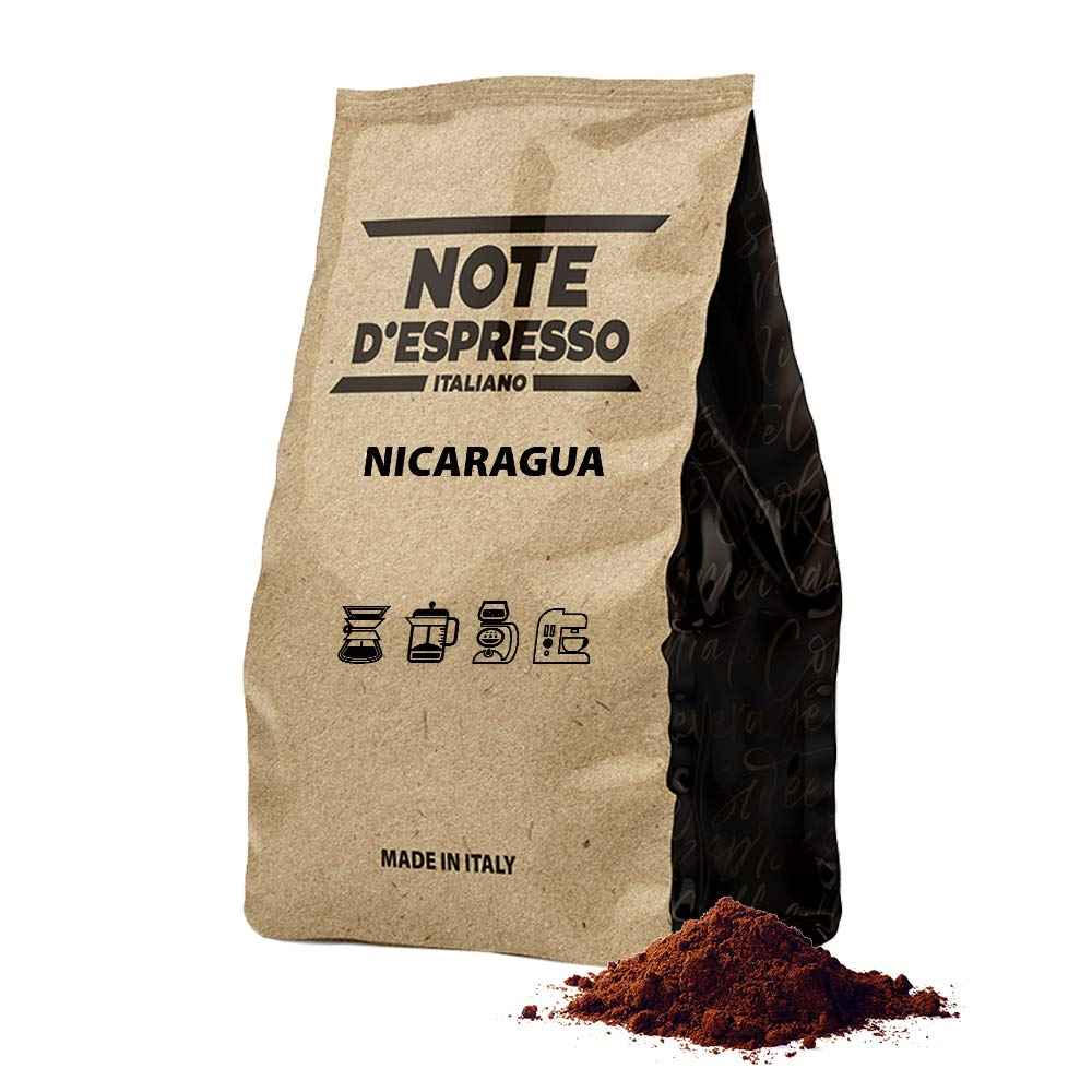 Note D'Espresso - El Mejor Café De Origen Molido De Nicaragua