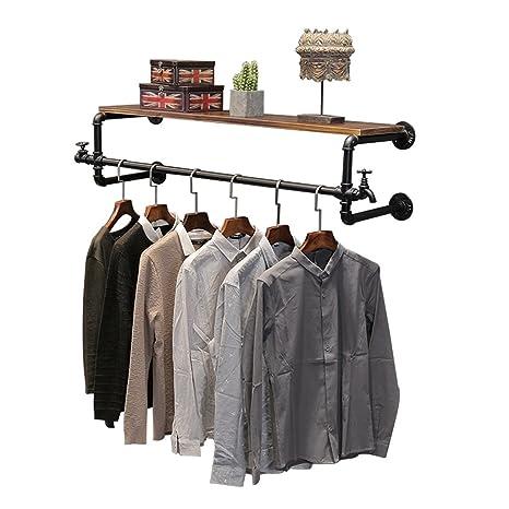 Wall coat rack-Jack Tonelada y Perchero de Madera Maciza ...