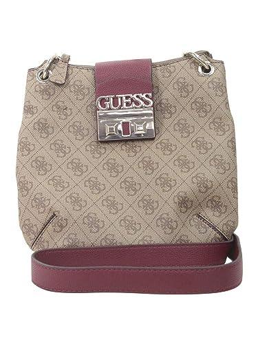 GUESS Logo Luxe Tourist Crossbody  Handbags  Amazon.com 1570374bf6