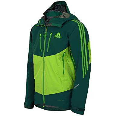Adidas jacke herren grun