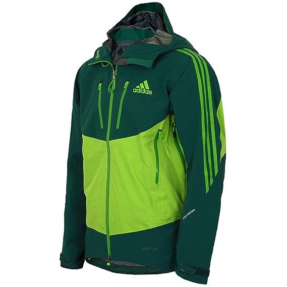 adidas Herren Gore Tex Pro Outdoor Jacke Terrex IceFeather Jacket