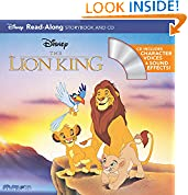 #8: The Lion King Read-Along Storybook and CD
