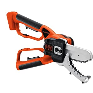 BLACK+DECKER LLP120B Bare Max Lithium Ion Alligator Lopper Saw, 20-Volt