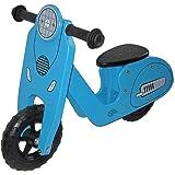 Dunjo® bicicleta infantil de madera, Max alegre, 65170