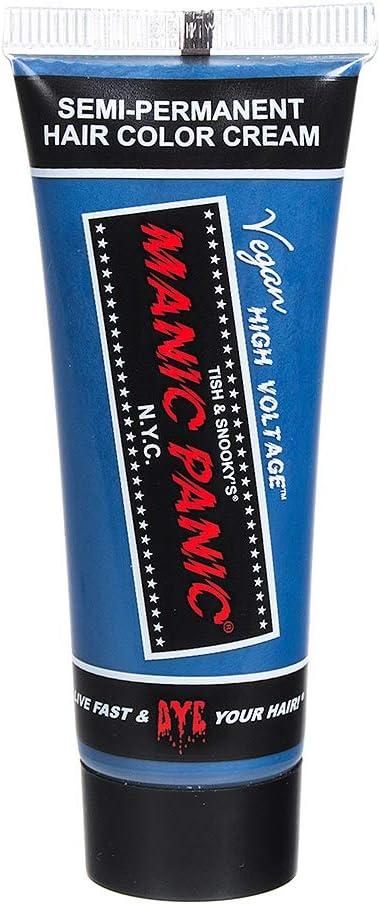 Tinte Capilar Classic De Manic Panic High Voltage Mini 25ml (Atomic Turquoise)