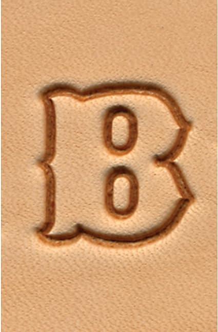 Tandy Leather Fancy Alphabet Set