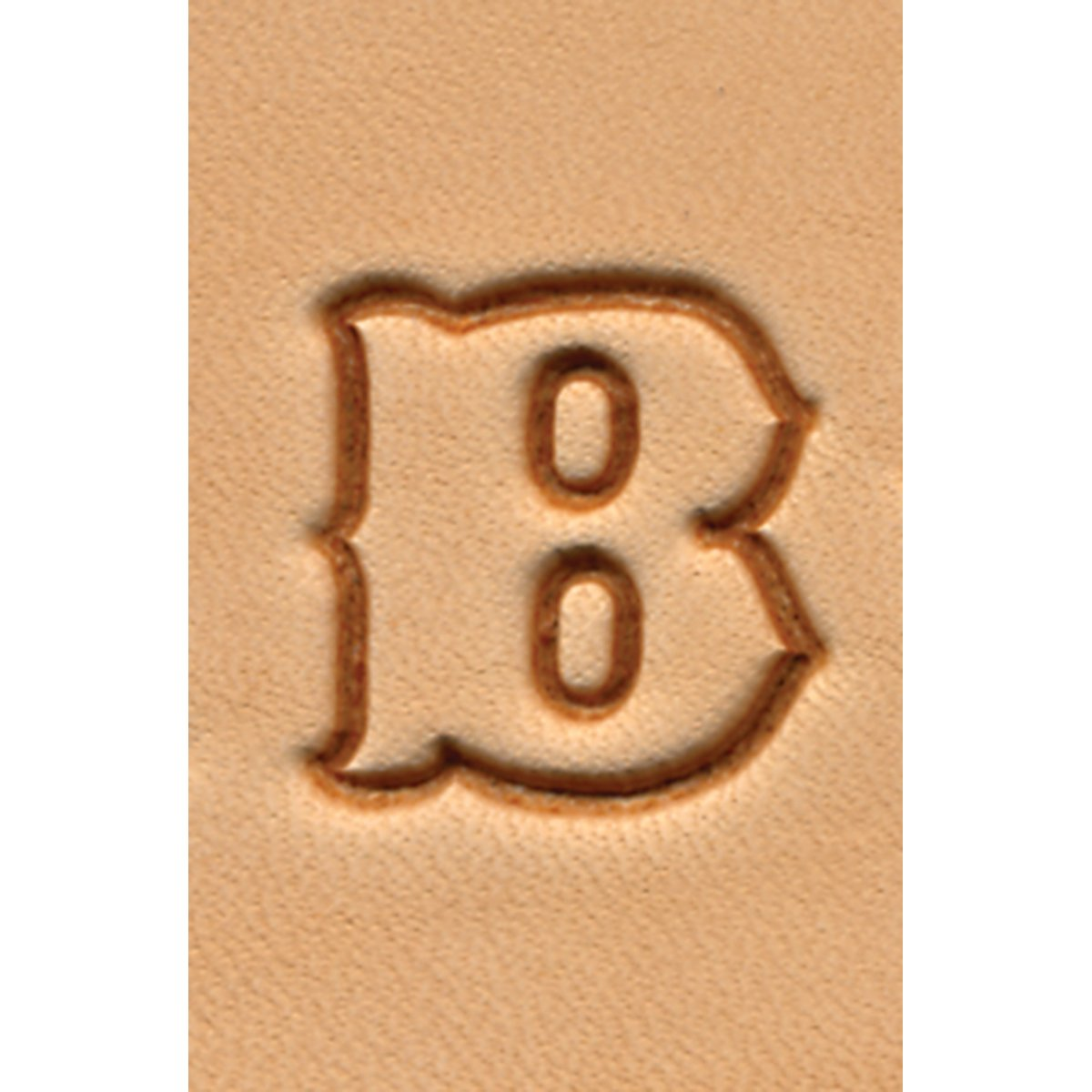Tandy Leather Craftool 1'' (25 mm) Standard Alphabet Set 8132-00
