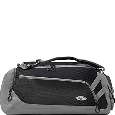 89f2e1b1e0 Olympia Blitz 22 quot  Convertible Gym Duffel W Backpack Straps Bag