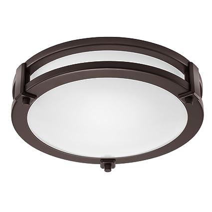 Amazon getinlight led flush mount ceiling light 12 inch 15w getinlight led flush mount ceiling light 12 inch 15w75w equivalent aloadofball Images