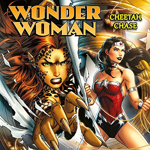 Wonder Woman: Cheetah Chase (Wonder Cheetah Woman)