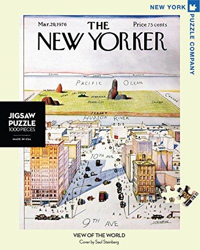 1000 piece puzzle new york - 9