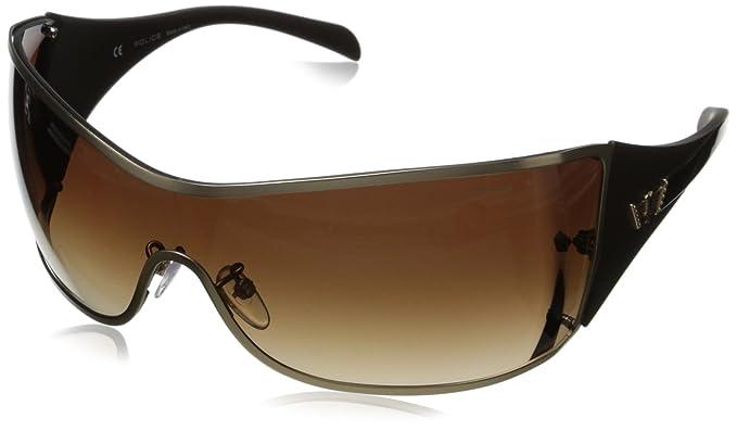 Police S8826 0648 - Gafas de sol para hombre, visera de ...
