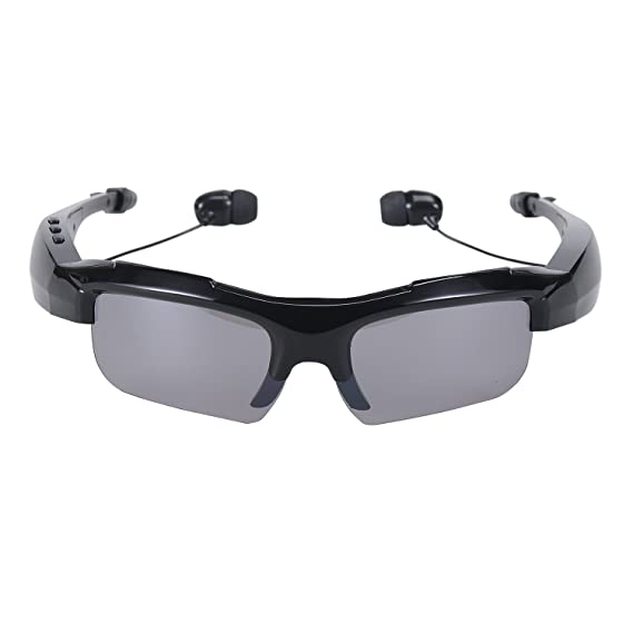 f6ec57f2e6c1 Bluetooth Sunglasses Headphones - Wireless Headphone Sunglasses with Stereo Handsfree  Bluetooth 4.1 for iPhone