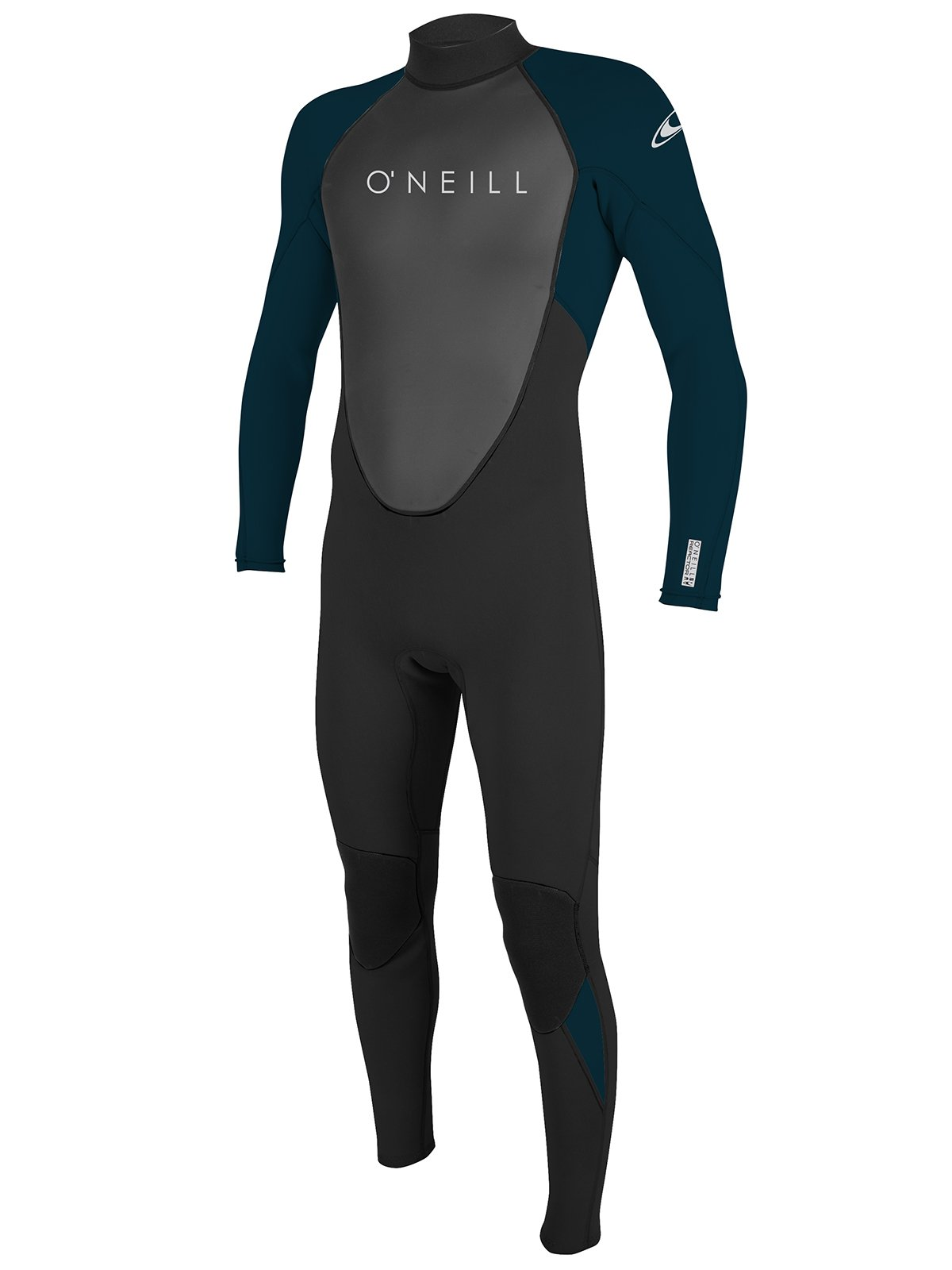 O'Neill Reactor 2 Men's 3/2mm Full Wetsuit S Black/slate (5283IS) by O'Neill Wetsuits