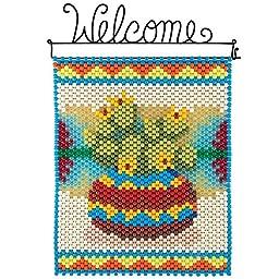Herrschners Southwest Cacti Beaded Banner Kit