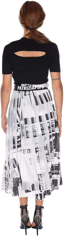 PATRIZIA PEPE Abito Black /& White 2A2035//A6W3-I20V