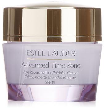 2 Pack - Estee Lauder Advanced Time Zone Night Age Reversing Line/Wrinkle Creme 1.7 oz MyChelle Dermaceuticals MyChelle  Hyaluronic Moisturizing Gel, 1 oz