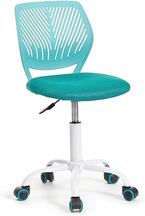 silla giratoria de escritorio para niños