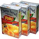 pan de queso - Yoki - Cheese Bread Mix - 8.82 Oz (PACK OF 03) | Mistura p/ Pão de Queijo | Mezcla p/ Pan de Quejo - 250g
