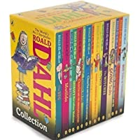 Roald Dahl Collection Set of 15 Books by Roald Dahl - Paperback